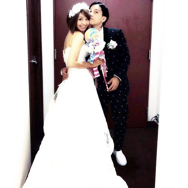 Misono,Nosuke,結婚式