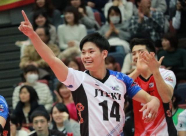西田有志バレー界の新星はジャンプ力と筋肉が魅力!海星高校時代